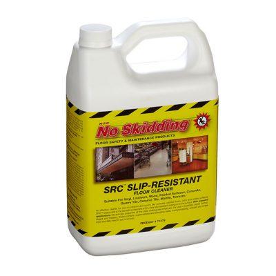 No Skidding SRC Slip Resistant Floor Cleaner