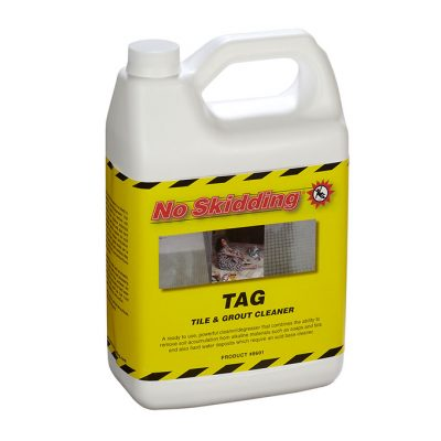 No Skidding TAG Tile & Grout Cleaner