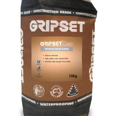 Gripset C-Bed Premium Grade Screed