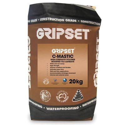 Gripset C-Mastic 20Kg