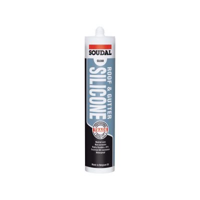 Soudal Roof & Gutter Silicone